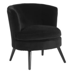 Crushed Velvet Chair Gandia Blasco Clack Black Chairs Wayfair Co Uk Quickview 0 Apr Financing