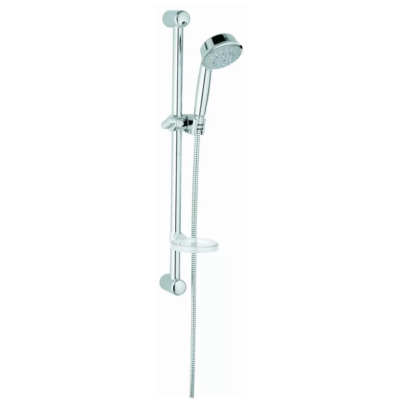 Grohe Relexa 5-Spray Pattern Shower Faucet Trim with