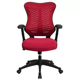 office chair red bergere and ottoman chairs you ll love wayfair quickview