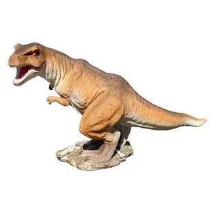 dinosaur lawn statue wayfair