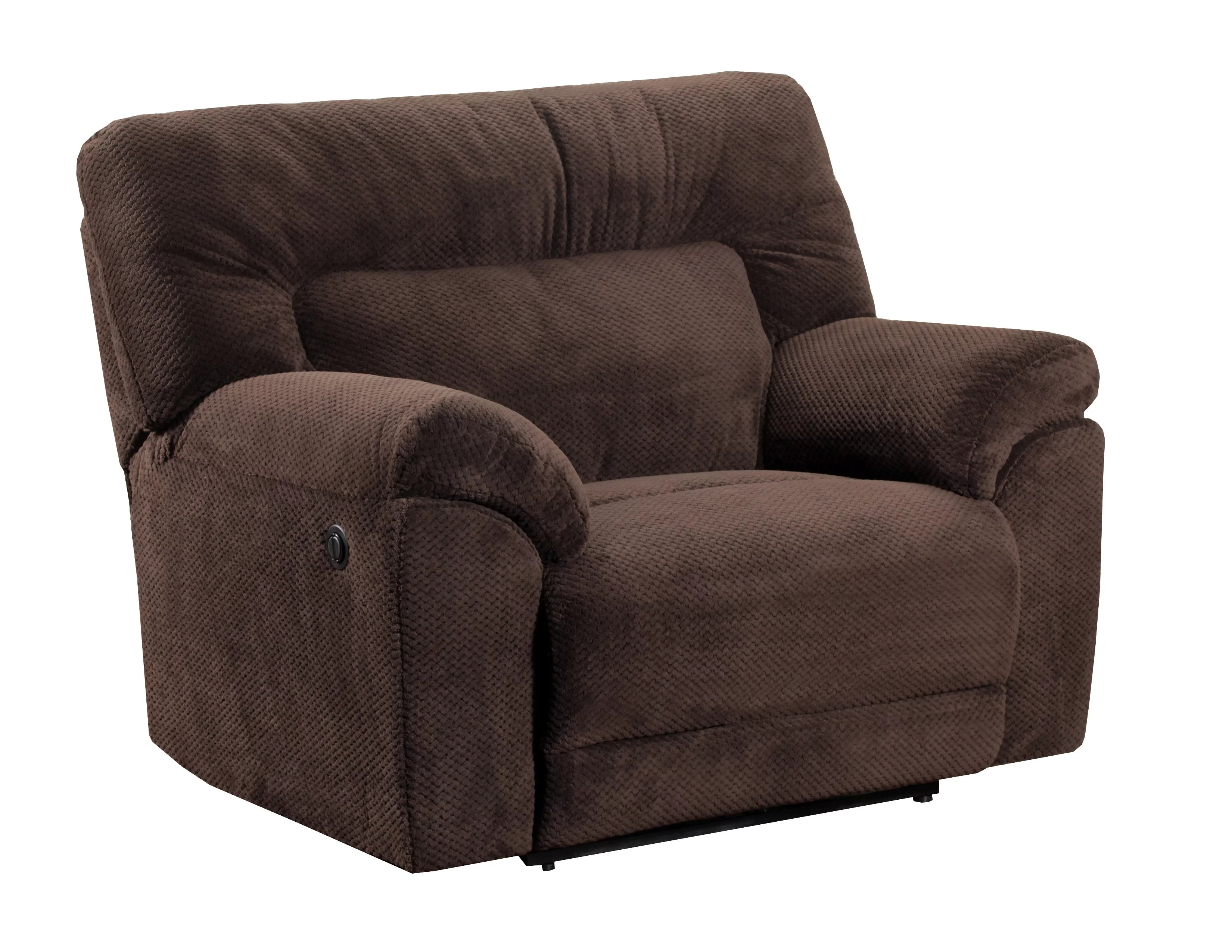 Double Wide Recliner Chair Oversized Recliners You Ll Love Wayfair