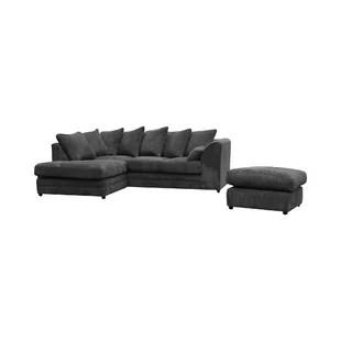 beaumont sofa bjs best bed uk 2018 jumbo cord corner wayfair co darcey