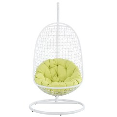 Outdoor Swing Chair With Stand Eddie Bauer High Light Wood Encounter Reviews Allmodern