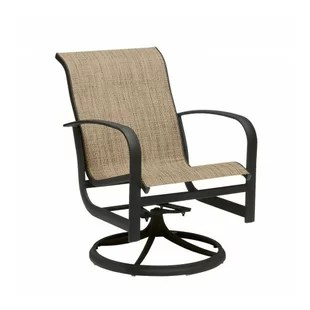 patio swivel rocker chairs wheelchair adalah dining you ll love wayfair fremont sling chair