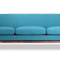 Classic Sofa Width Of Queen Bed Corrigan Studio Stuart Mid Century Modern Reviews Wayfair