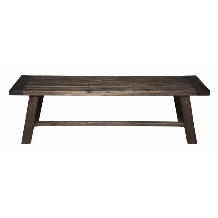 colborne wood bench