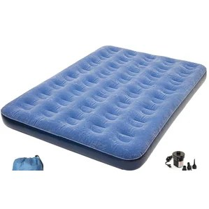 Pure Comfort Full Size Air Mattress With Battery Pump