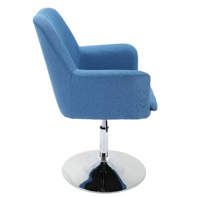 office chair pedestal children s lounge orren ellis lepage swivel wayfair
