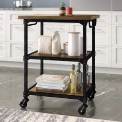 Small Kitchen Island Cost For Remodel Islands Carts You Ll Love Wayfair Denice Multifunction Cart