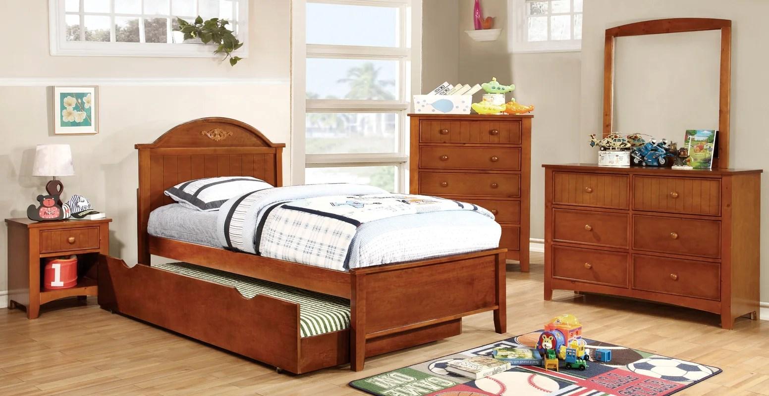 Hokku Designs Shoreman Platform Bed & Reviews