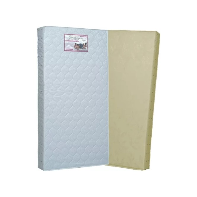 Visco Classica Dual Firmness Foam Crib Mattress With Memory