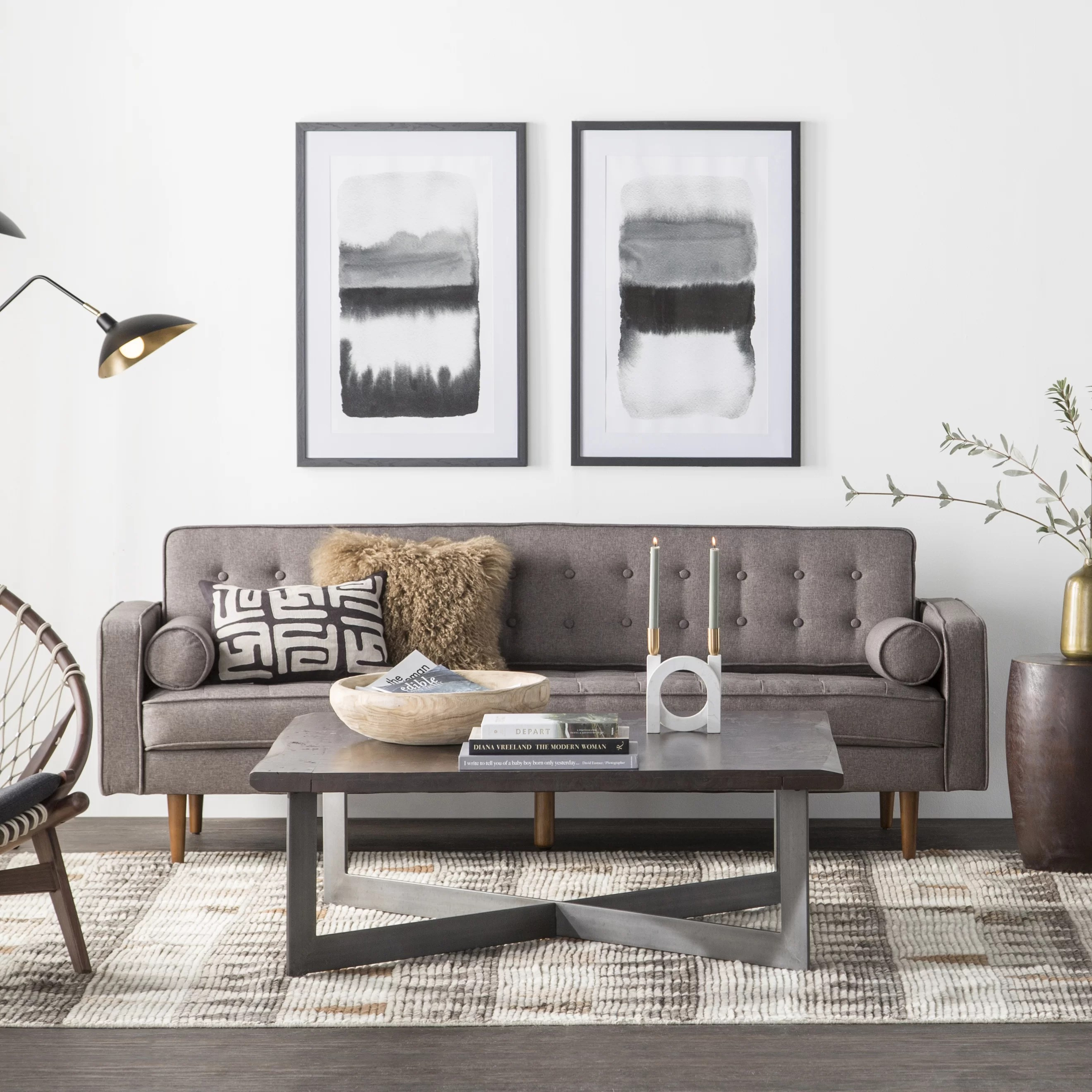 Every item on this page was curated by an elle decor editor. Modern Furniture | AllModern