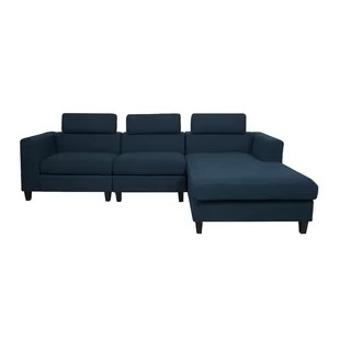 cloud track arm leather two seat cushion sofa photos of living rooms with sectional sofas modern contemporary extra deep allmodern quickview