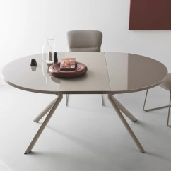 Kitchen Table Round Broan Exhaust Fans Giove Extendable Dining Allmodern