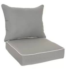 Grey Chair Cushions S Replica Dining Seat You Ll Love Wayfair Quickview