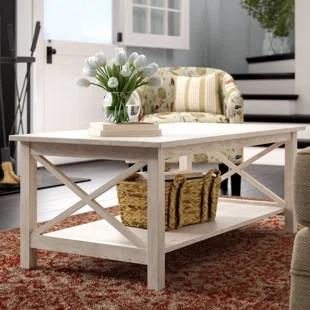 tables living room interior design tv unit farmhouse rustic coffee birch lane quickview