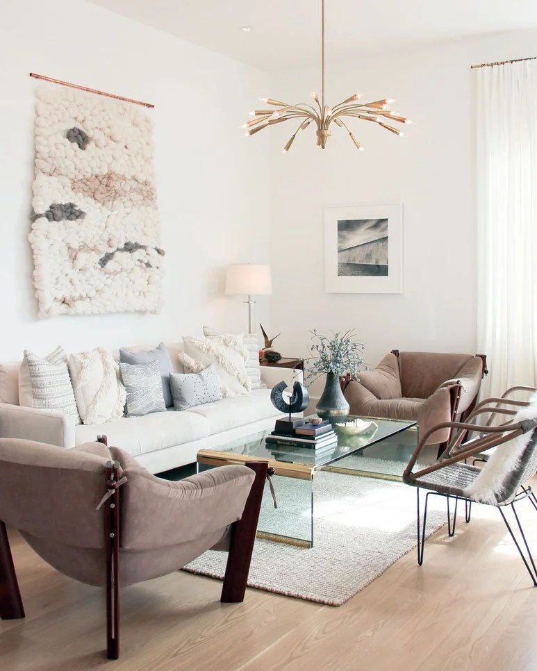 ideas for decorating a large wall in living room gray leather sets how to decorate wayfair ca hanging
