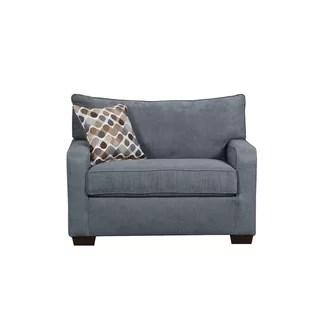 chair and a half sleeper futon set wayfair costello