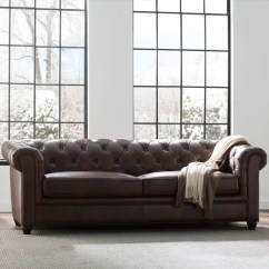 Dark Green Leather Sofa Denim Cover Wayfair Search Results For