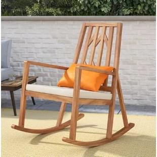 folding rocking chair wood bean bags chairs for kids wayfair hillside avenue