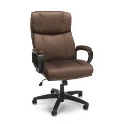 Office Chair Posture High Back Beach Chairs Winston Porter Digby Plush Ergonomic Reviews Wayfair