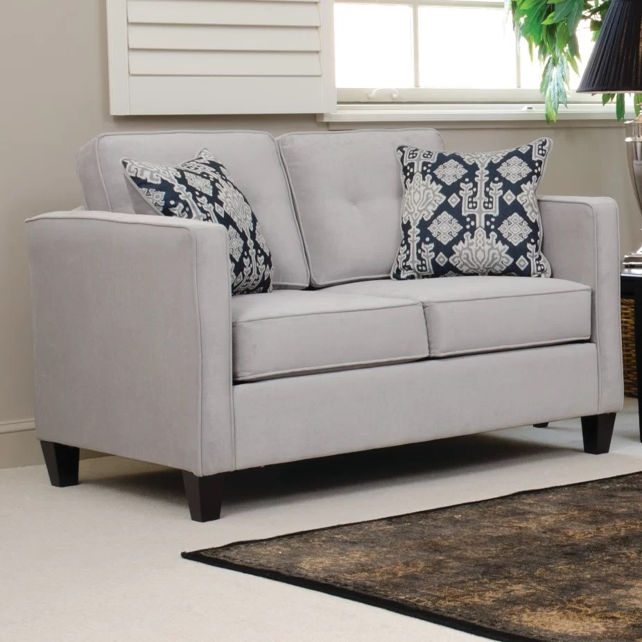 Mercer41 Serta Upholstery Mansfield 72 Sleeper Sofa  Reviews  Wayfair