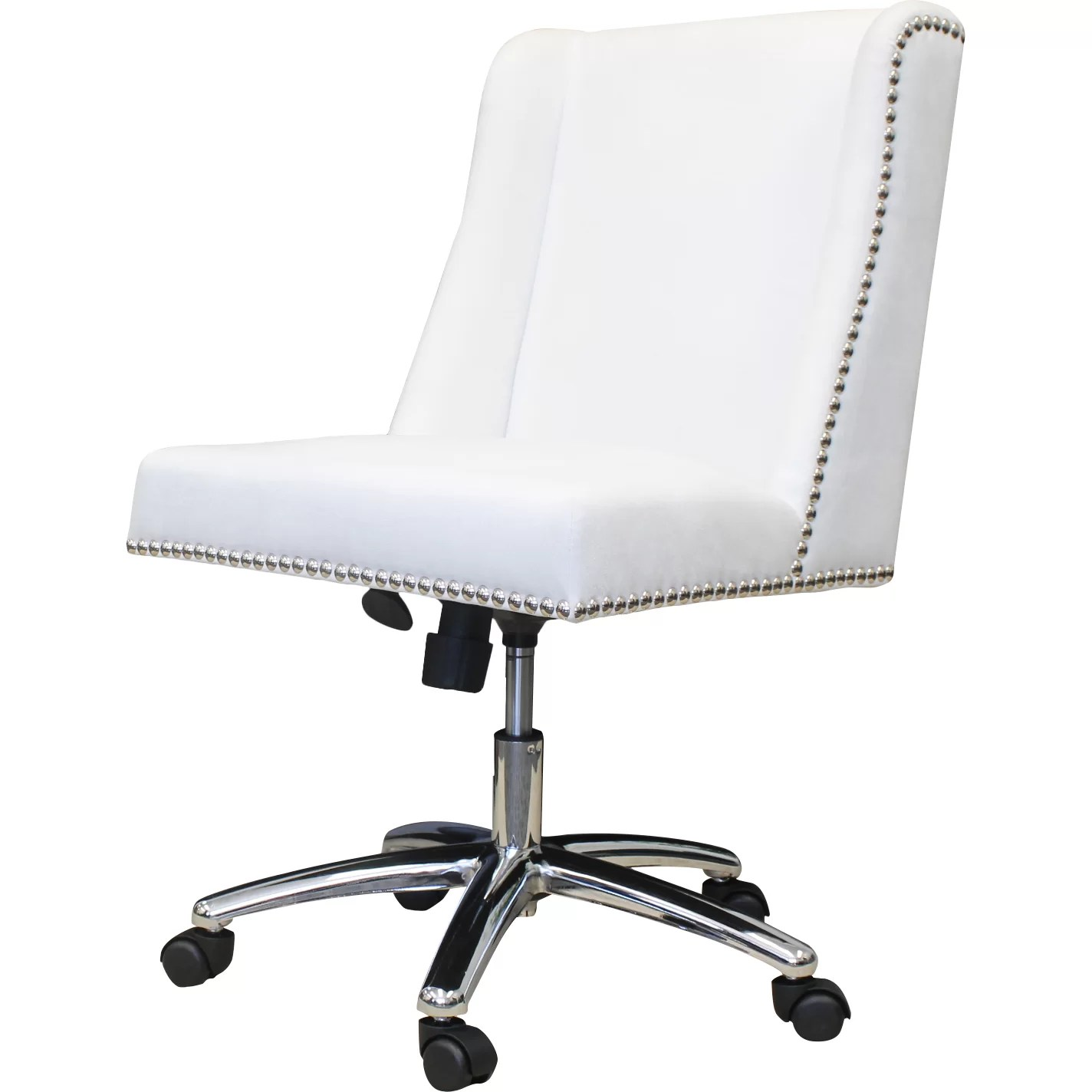 Velvet Desk Chair Jennifer Velvet Desk Chair And Reviews Joss And Main