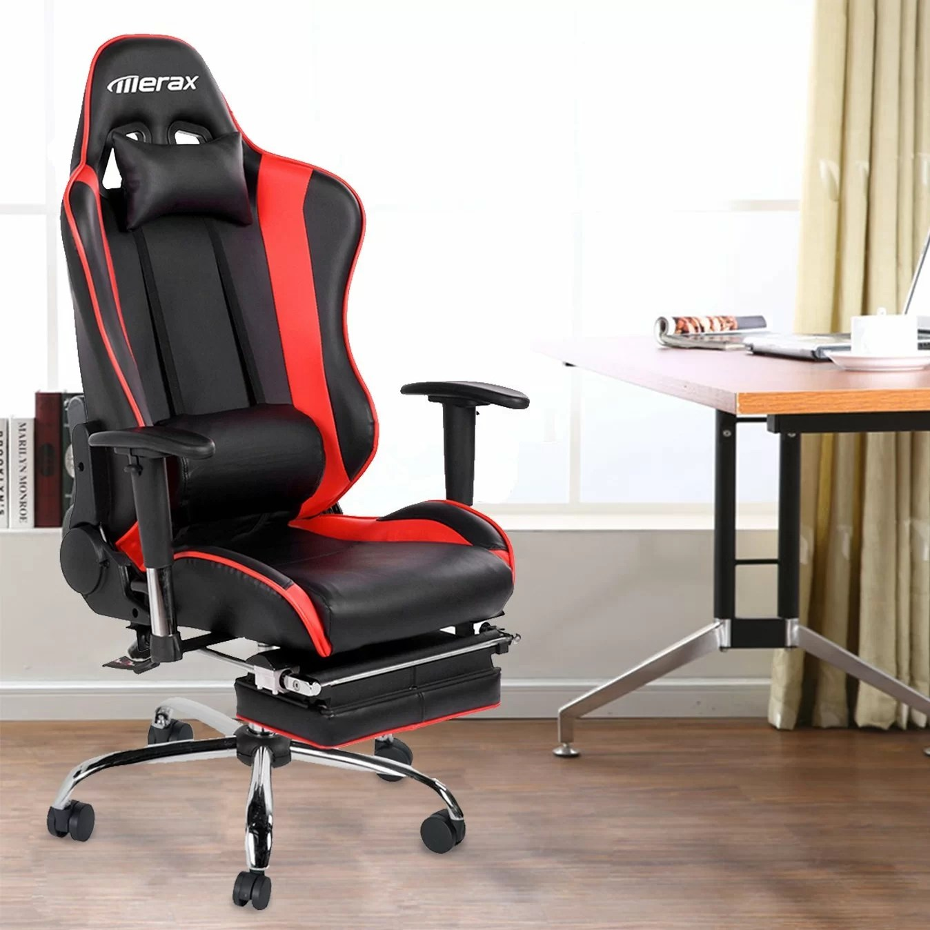 Ergonomic Computer Chair Latitude Run Big And Tall Back Ergonomic Racing Style
