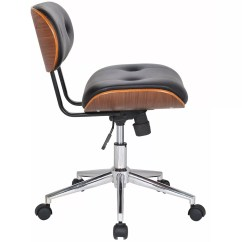 Desk Chair Is Too Low Plastic Porch Chairs Adecotrading Bentwood Back And Reviews Wayfair