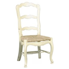 Ladder Back Dining Chairs French Country Covered Folding Chair Furniture Classics Ltd Ladderback Side