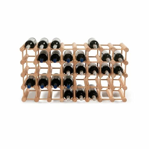 40 Bottle Wine Rack Modular