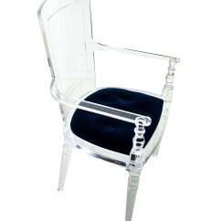 Acrylic Arm Chair Poang Instructions Modshop Juliette Lucite Wayfair