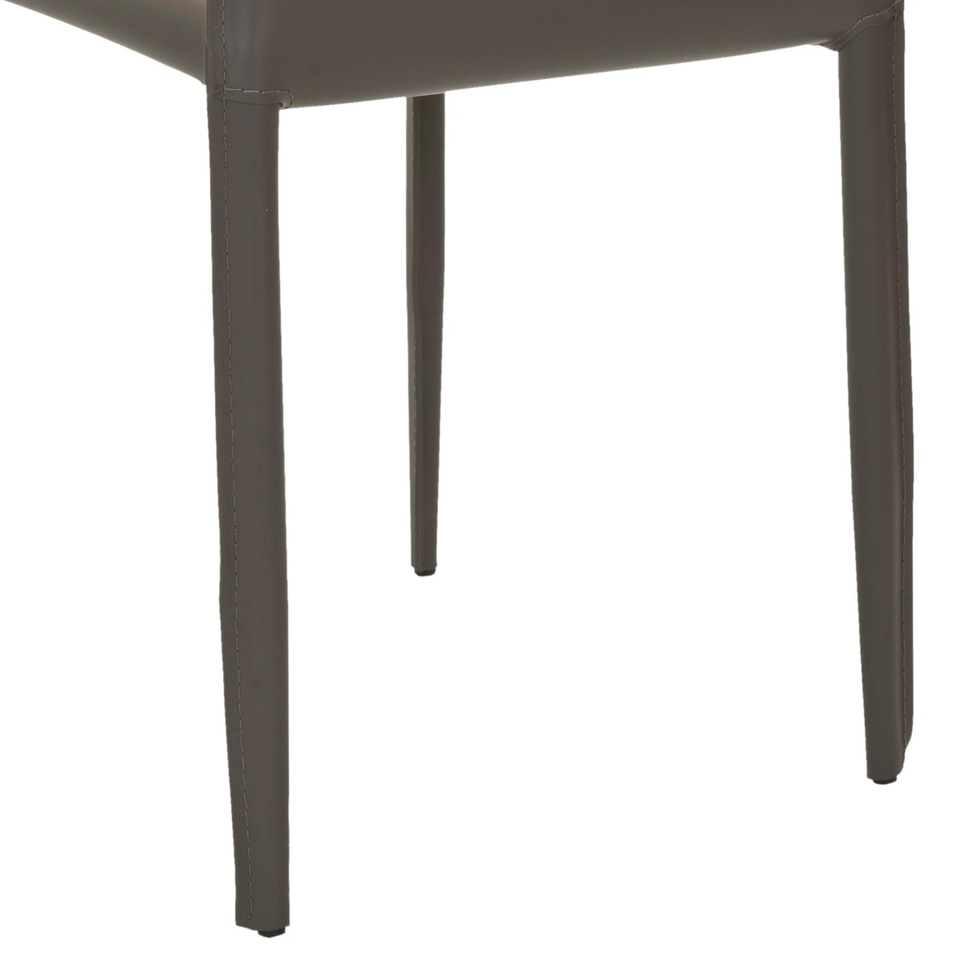 safavieh karna dining chair and footstool upholstered reviews