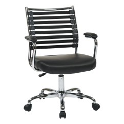 Bungee Office Chairs Potty For Special Needs Toddler Ave Six Randal Mid Back Desk Chair And Reviews Wayfair