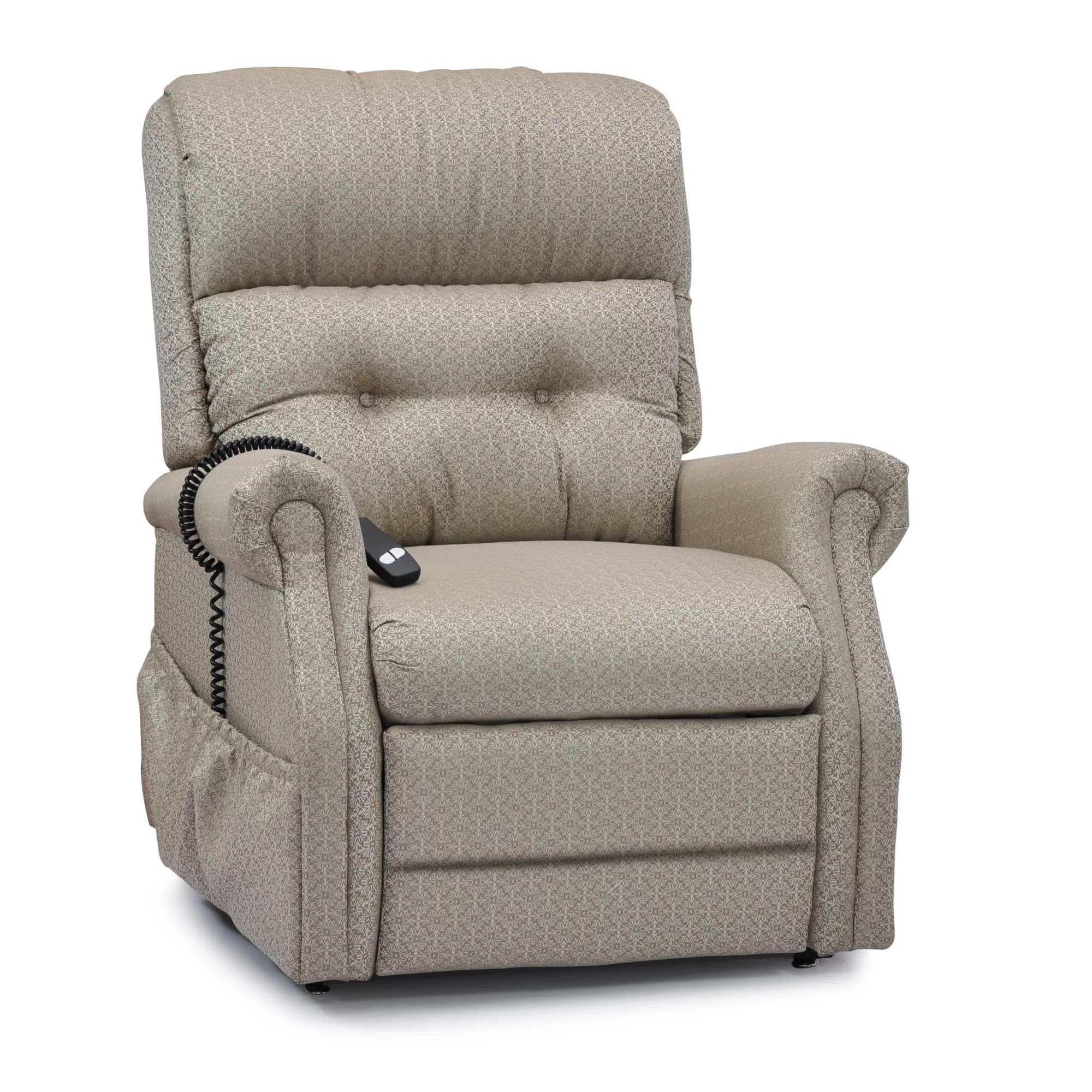 Med Lift Chairs Med Lift Two Way Reclining Lift Chair And Reviews Wayfair Ca