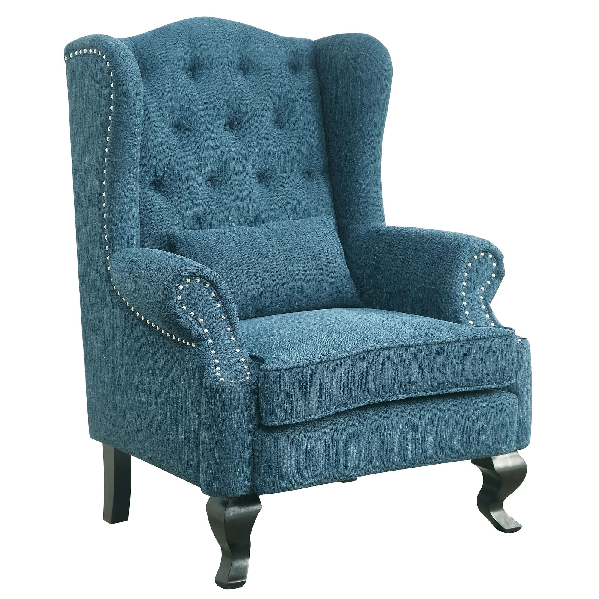 Wayfair Wingback Chair Enitiallab Mareena Wingback Chair And Reviews Wayfair