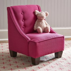Kids Accent Chair Clear Ghost Hartwick Novelty And Reviews Birch Lane