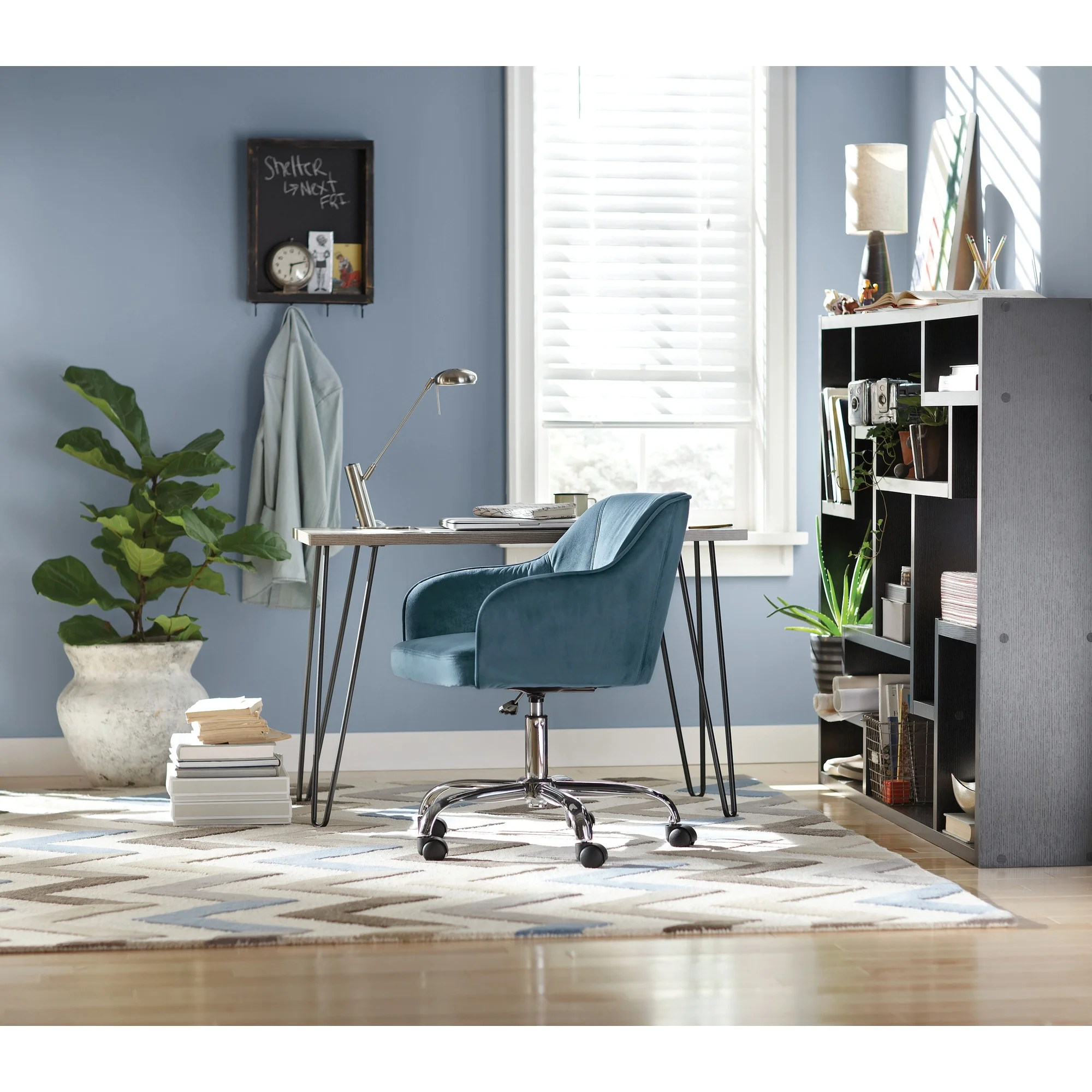 office chair velvet home depot adirondack chairs candace and reviews joss main