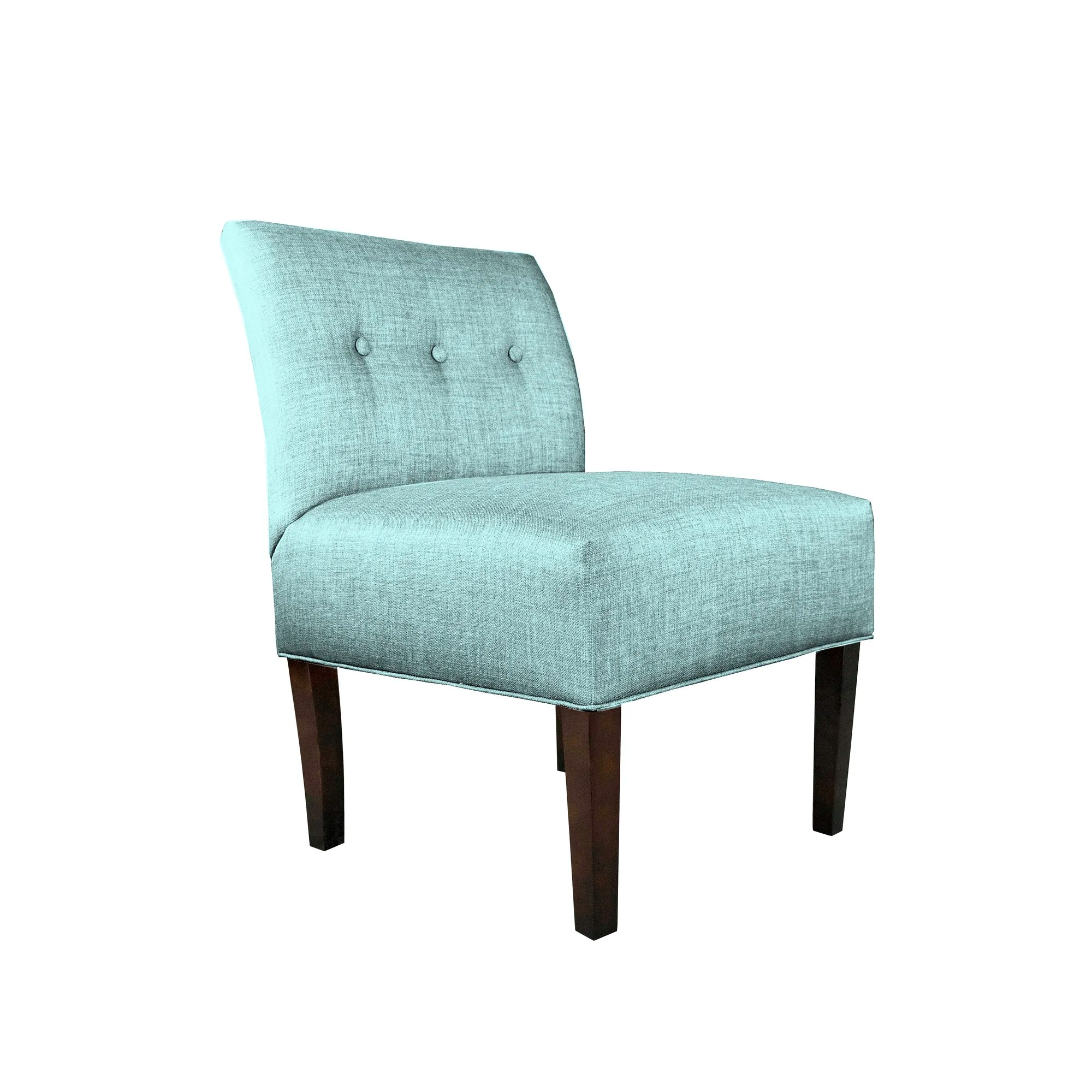 Tufted Slipper Chair Mjlfurniture Samantha Button Tufted Slipper Chair Wayfair Ca