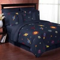 Sweet Jojo Designs Space Galaxy Comforter Set & Reviews ...