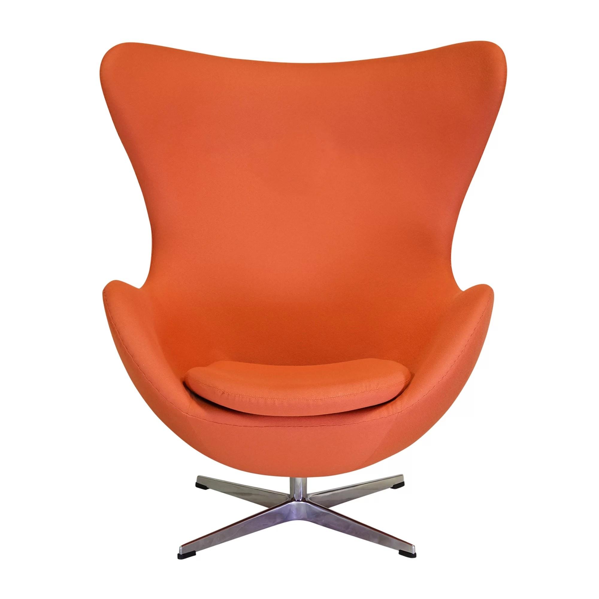 Design Tree Home Egg Lounge Chair  Wayfair