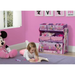 Minnie Mouse Upholstered Chair Canada Safety First Booster Delta Children Multi Bin Toy Organizer