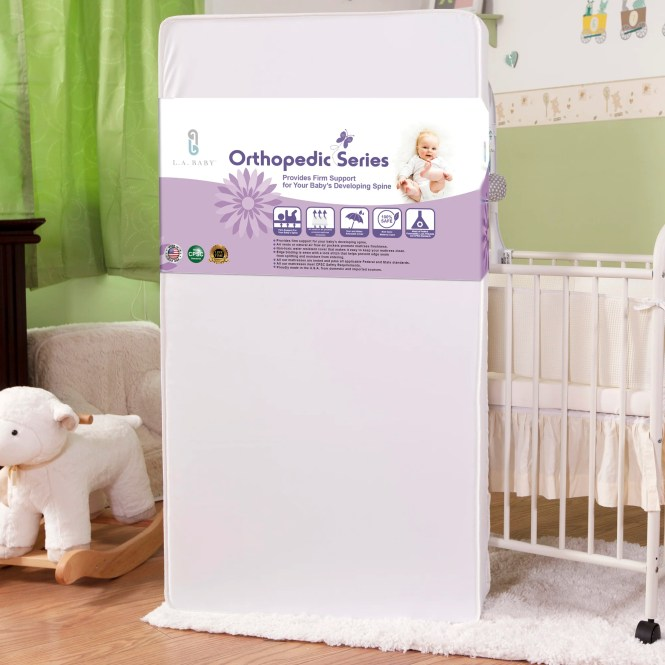 Baby Sealy 150 Coil Crib Mattress Kmart