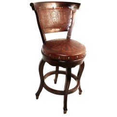 Swivel Chair In Spanish Costco Beach Chairs New World Trading Colonial 30 Quot Bar Stool And Reviews