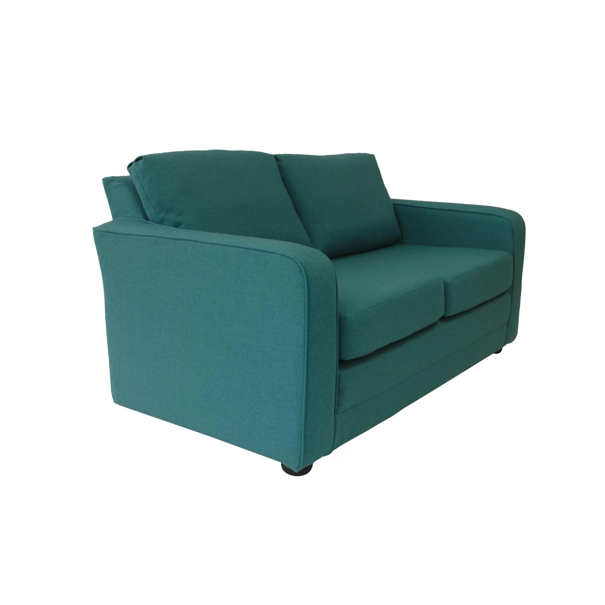 lightweight sofas plexiglass sofa table lillian ultra sleeper and reviews allmodern