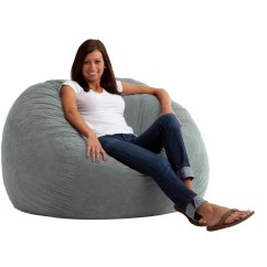 Memory Foam Bean Bag Chair Reviews Decorative Desk Chairs Without Wheels Comfort Research Fuf And Wayfair