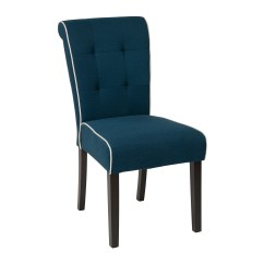 Tufted Side Chair Folding Chairs For Sale In Bulk Ave Six Savanna And Rolled Reviews
