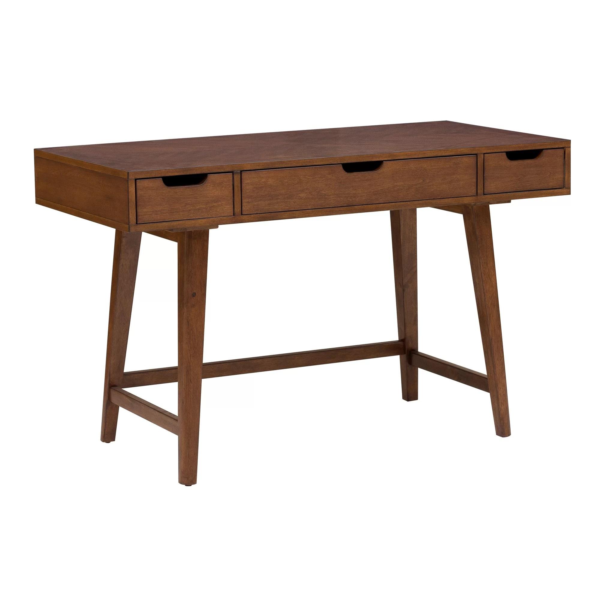 Artifore MidCentury Writing Desk  Reviews AllModern
