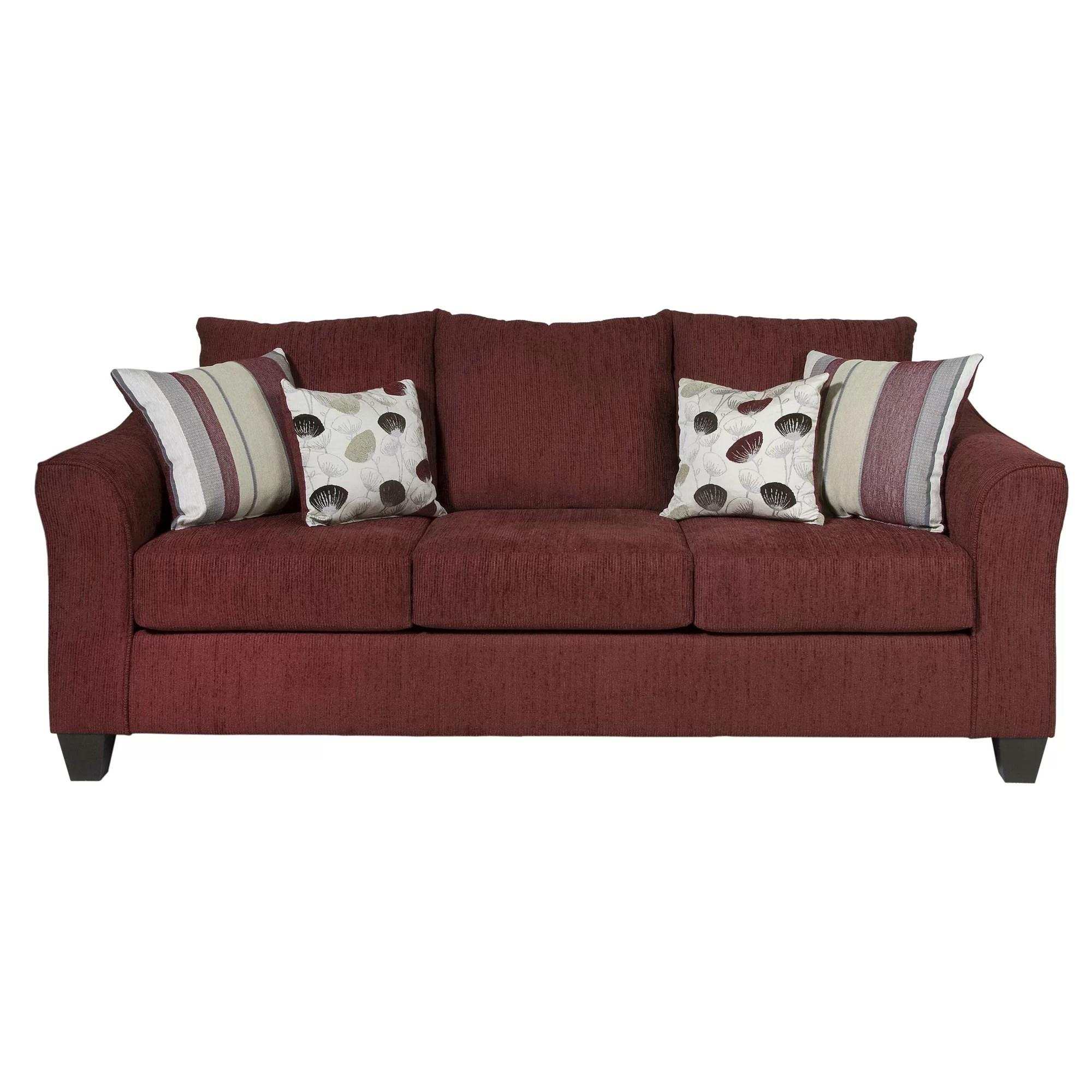 Arhaus Preston Sofa 87 Inch Tufted Upholstered In