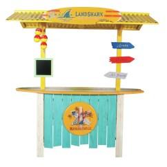 Margaritaville Chairs For Sale Grey Wing Chair Landshark Tiki Bar And Reviews Wayfair